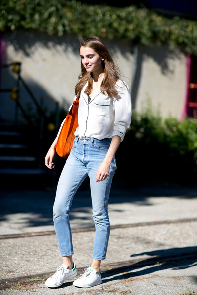 Best Street Styles With Denim Spring 2016 Chiko Info