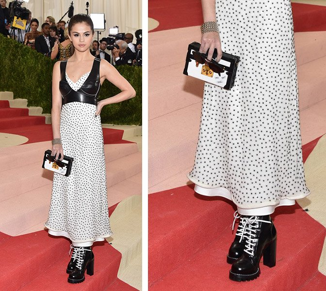 selena-gomez-met-gala-Louis-Vuitton-2016-red-carpet-shpes