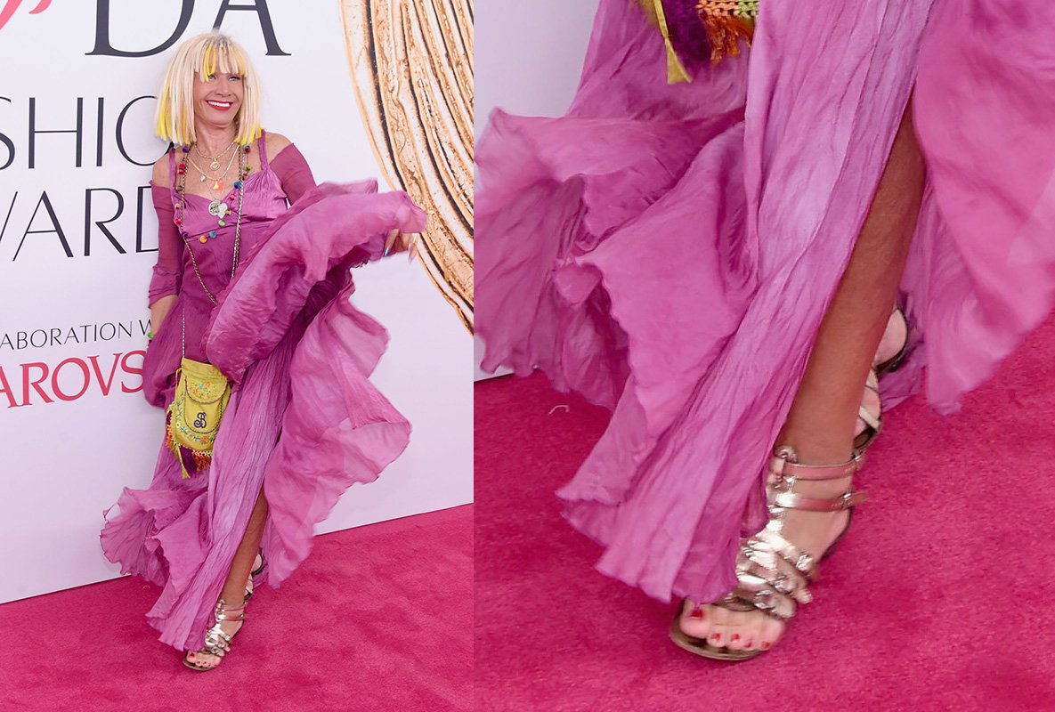 BETSEY-JOHNSON-cfda-2016-shoes