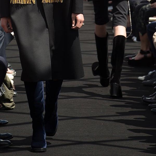 Balenciaga- Introduces-High- Heel-Boots-For- Men