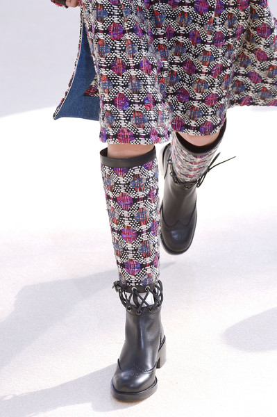 Chanel Shoes Fall Winter 2016 - 2017