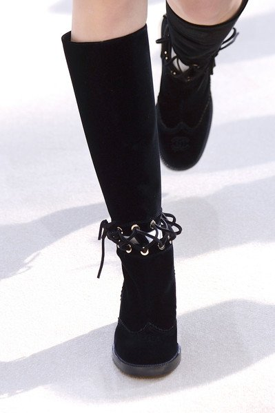 Chanel Shoes Fall Winter 2016 2017 Ready To Wear Chiko