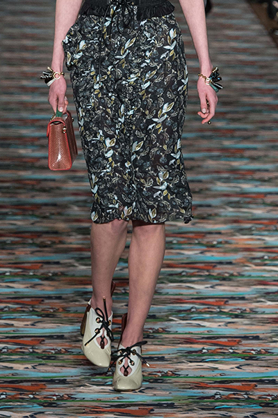Dior Cruise 2017 Fashion Show