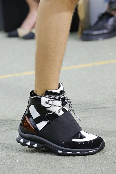 Givenchy Shoes Men Spring 2017 Haute Couture | Chiko Shoes Blog