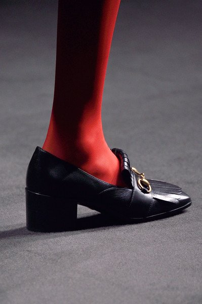 Gucci Shoes Fall Winter 2016 2017 Chiko Shoes Blog