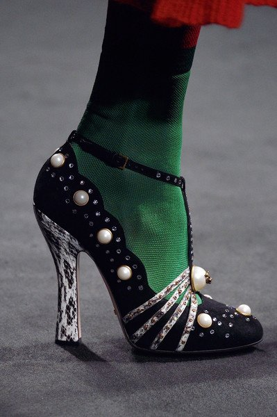 Gucci Shoes Fall Winter 2016 - 2017