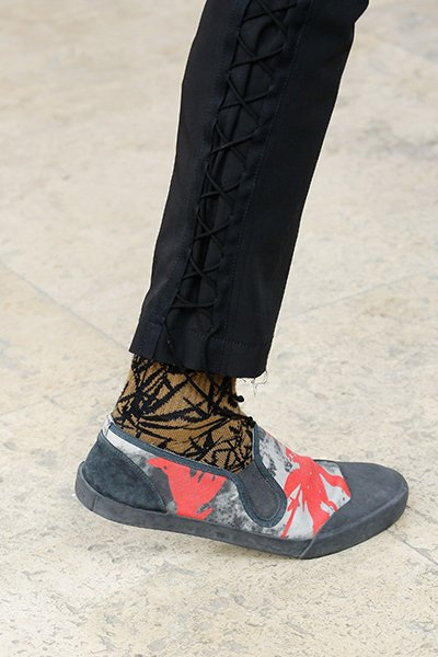 Lanvin Men Shoes Spring 2017
