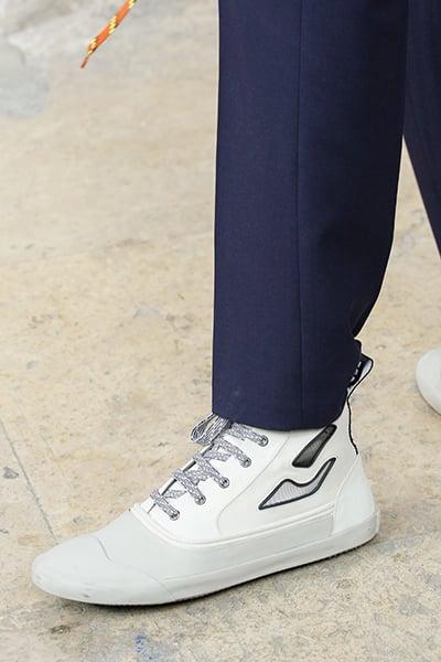 Lanvin Men Shoes Spring 2017