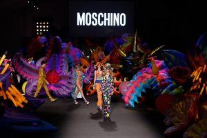 Moschino Women Shoes Resort 2017