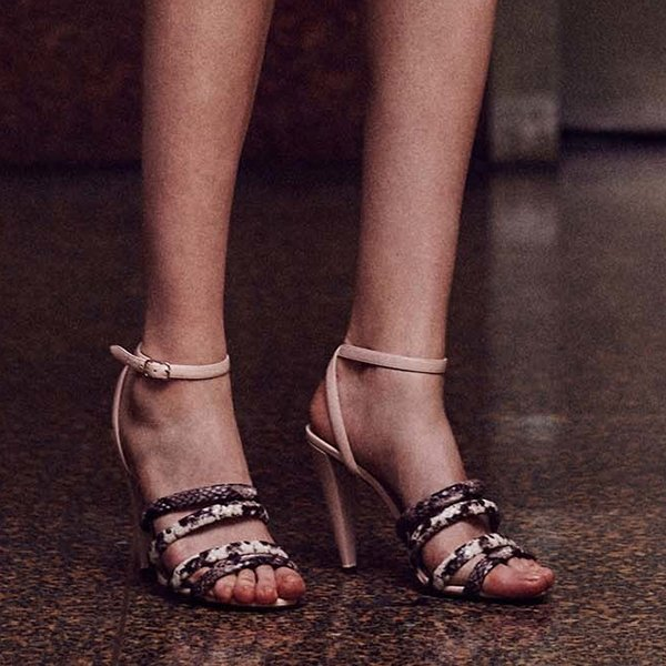 Altuzarra Shoes Resort 2017 Collection