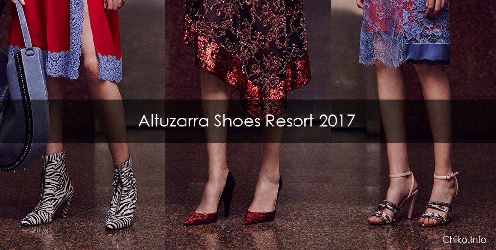 Altuzarra Shoes Resort 2017 Collection