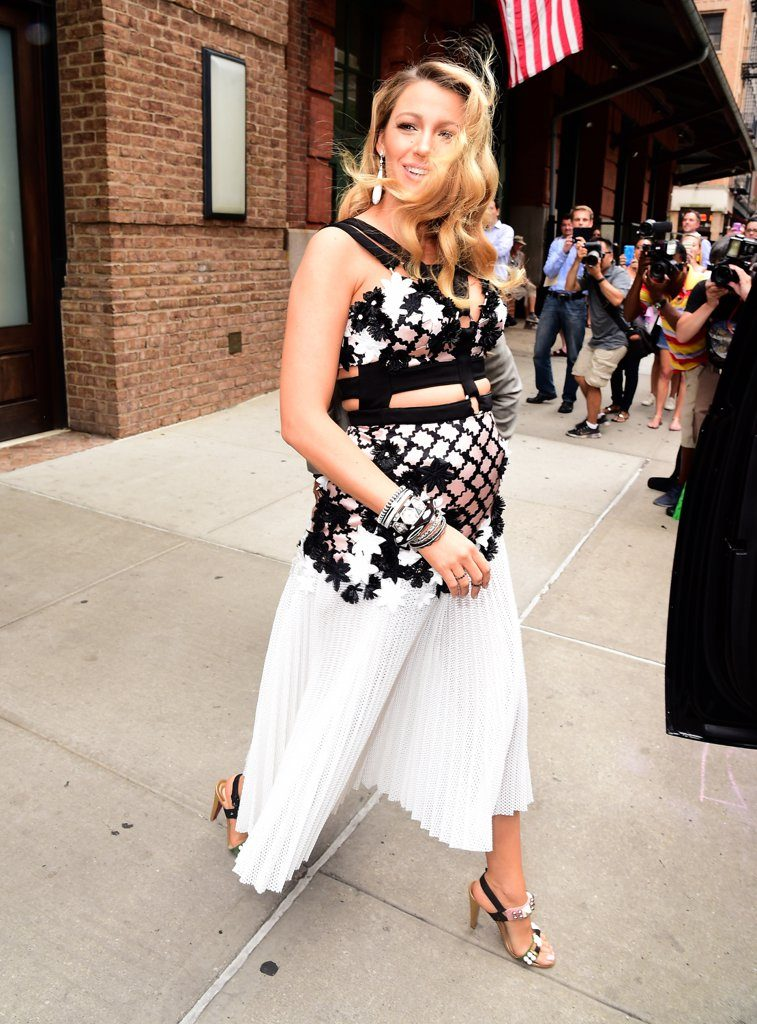 Blake Lively Is The Most Dedicated Fan Of Christian Louboutin