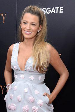 Blake Lively Maternity Styles