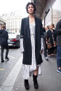 Best Street Style Haute Couture Fall 2016