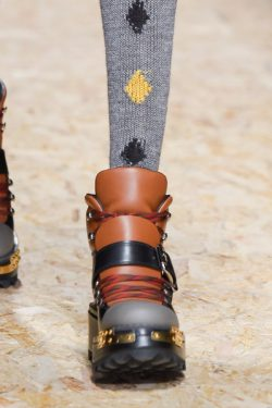 Prada Runway Shoes Fall Winter 2016 – 2017