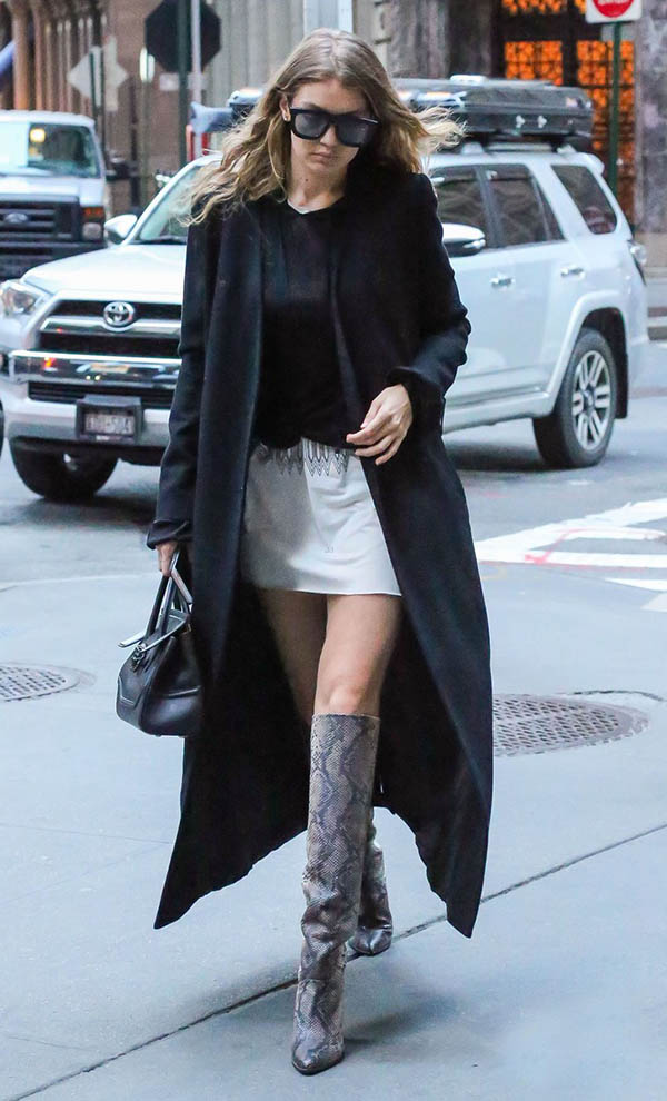 How to Wear Boots - Fashion Trends 43