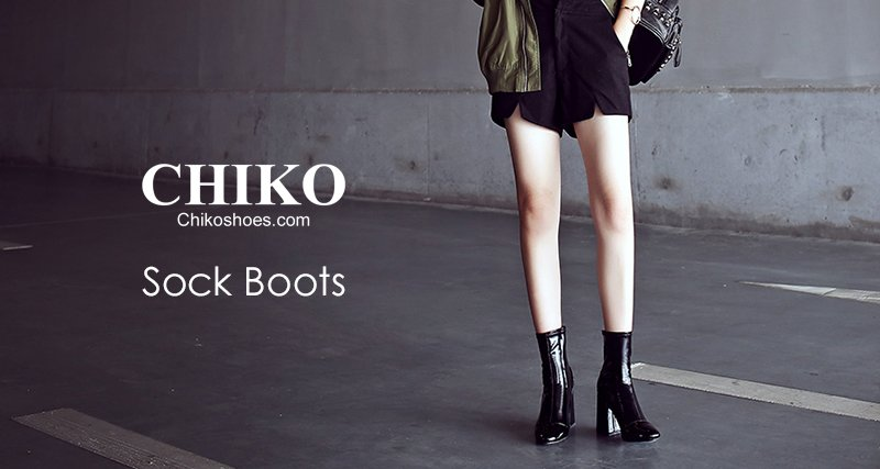 Shop Chiko Shoes Sock Boots