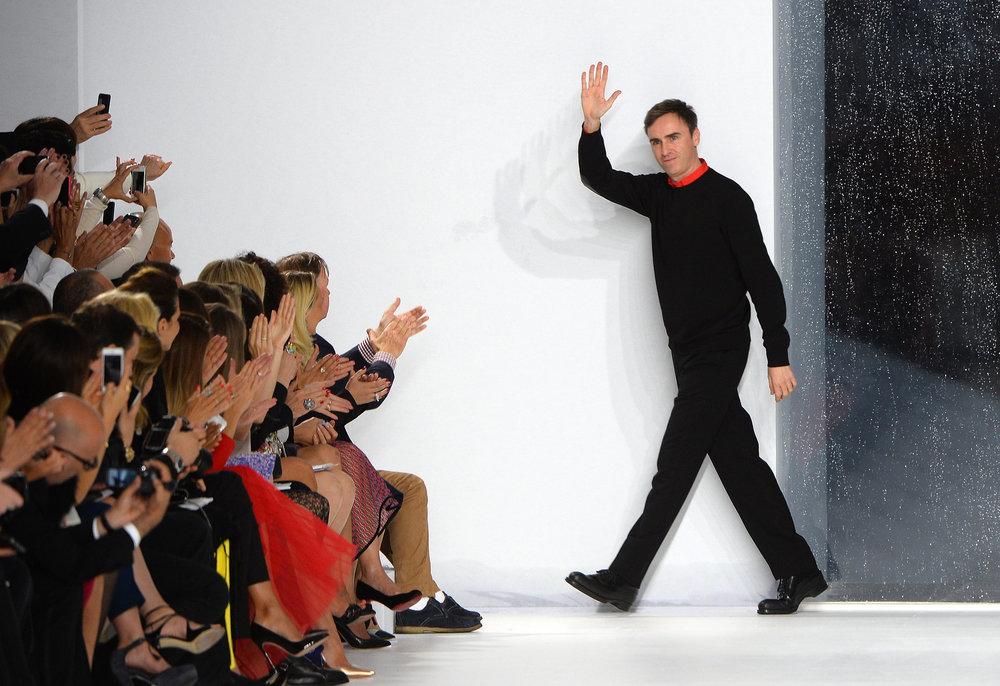 Raf Simons new creative director of Calvin Klein