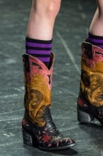 Anna Sui Shoes Spring 2017
