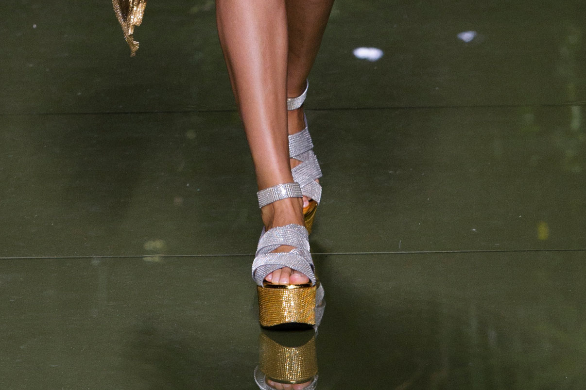 Balmain Shoes Spring Summer 2017