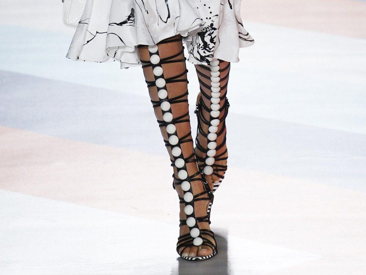 Best Runway Shoes New York Fashion Week Spring Summer 2017