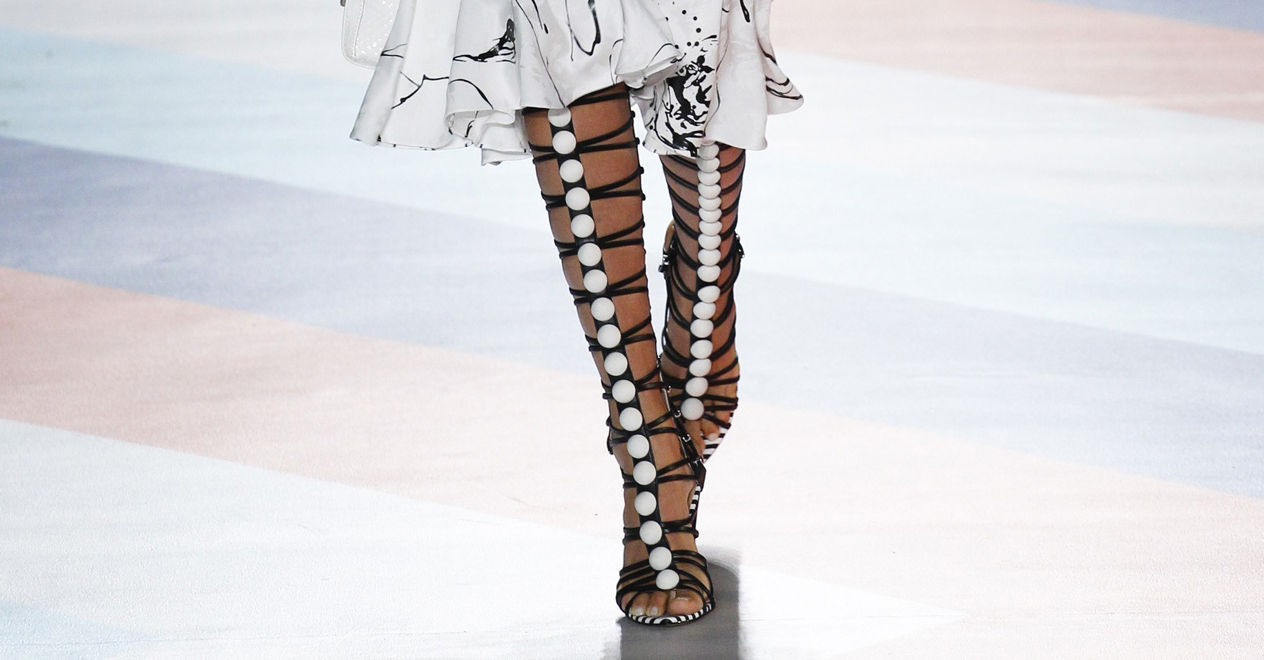 Best Runway Shoes New York Fashion Week Spring Summer 2017