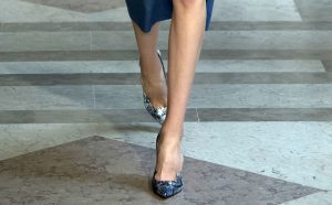 Carolina Herrera shoes spring 2017
