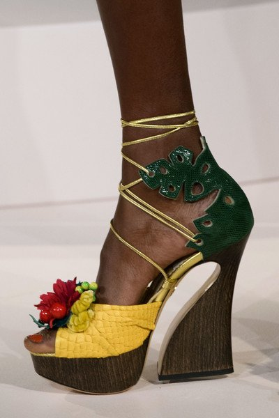 Charlotte Olympia Shoes Spring Summer 2017
