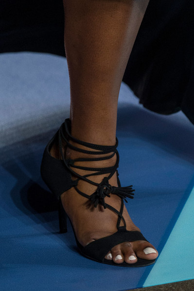 Christian Siriano Shoes Spring 2017 At New York Fashion Week