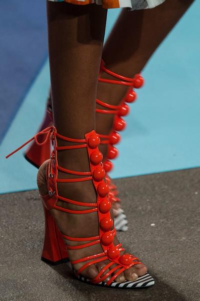Christian Siriano Shoes Spring 2017 At New York Fashion Week