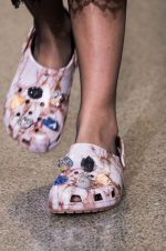 Christopher Kane shoes spring summer 2017