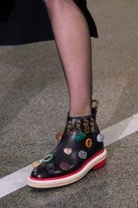 Christopher Kane shoes spring summer 2017