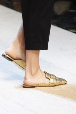 Dolce & Gabbana Shoes Spring 2017