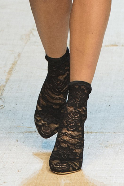 Dolce & Gabbana Shoes Spring 2017 At Milan Fashion Week