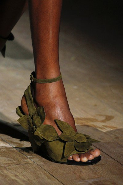 Leather Sandals Spring/summerDries Van Noten lBJPpEv