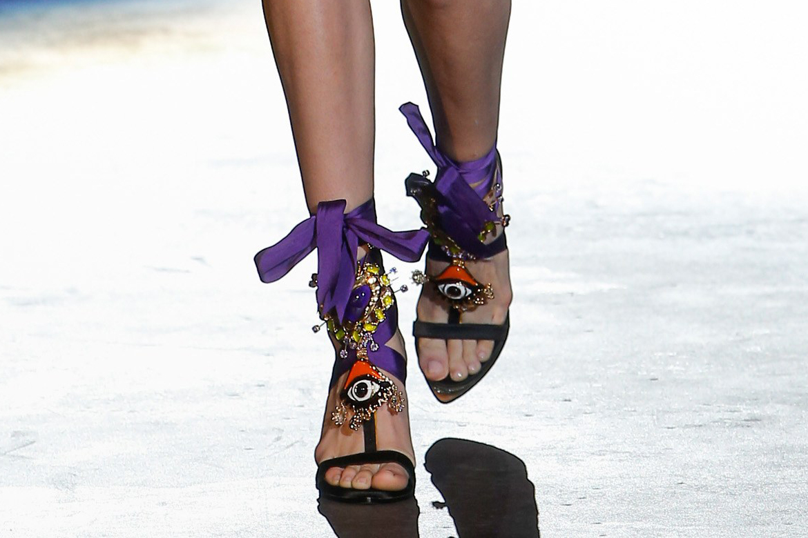 Dsquared2 shoes spring summer 2017
