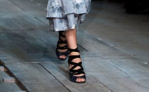 Erdem Shoes spring summer 2017
