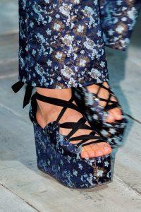 Erdem Shoes spring summer 2017