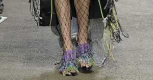Fashion East Shoes Spring Summer 2017