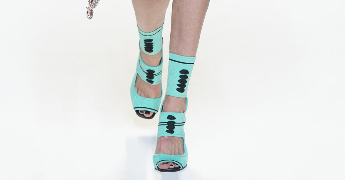 Fendi Shoes Spring Summer 2017
