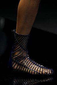 Giorgio Armani Shoes Spring Summer 2017
