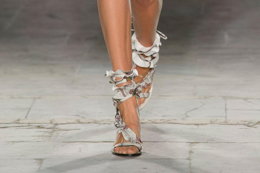 Isabel Marant Shoes Spring Summer 2017