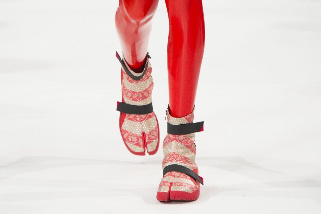 Maison Margiela Shoes Spring 2017