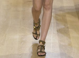 Oscar de la Renta Shoes Spring 2017
