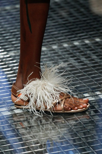 Prada Shoes Spring Summer 2017