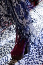 Roberto Cavalli Shoes Spring Summer 2017