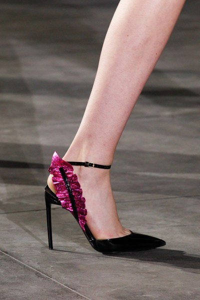 Saint Laurent Shoes Spring Summer 2017