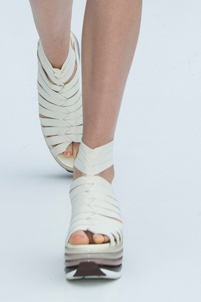 Salvatore Ferragamo shoes spring summer 2017