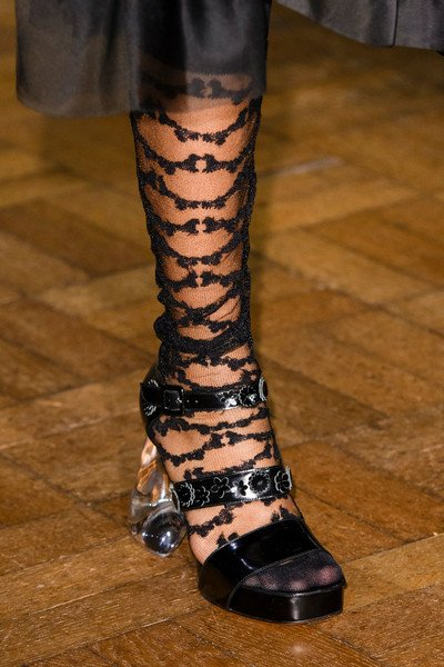 Simone Rocha Shoes Spring 2017