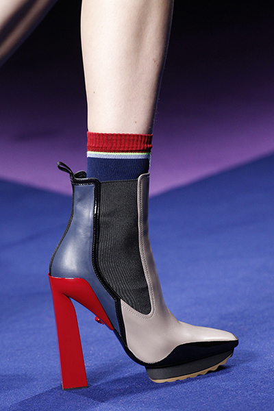 Versace Shoes Spring Summer 2017